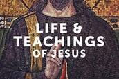Jesus's life and teachings