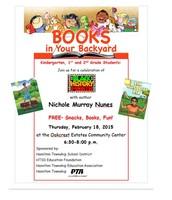 Books In Your Backyard