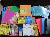 School Supplies & Schedules