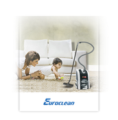 Euroclean Vacuum Cleaners