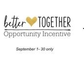Better Together Consistency Bonus