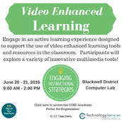 Video Enhanced Learning