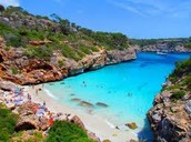 Mallorica's beaches