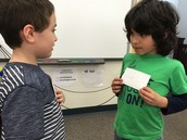 Adding groups on ten in our heads