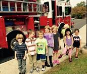 Firetruck Fun!