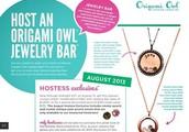 Hosting a Jewelry Bar!