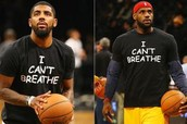 "NBA Players should not be Fined After wearing ""I can't Breathe"" T-Shirt"