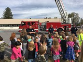 Firetrucks at CES!
