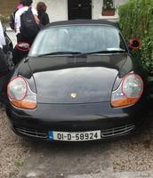 Cousin Angela's car