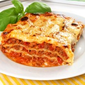 notre lasagna