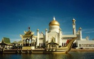 The Palace of the Sultan of Brunei