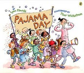 On December 18th we will have a Pajama Day!