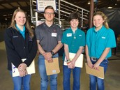 Poultry Judging Team
