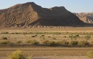Caspian Desert