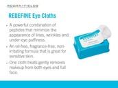 REDEFINE Eye Cloths!