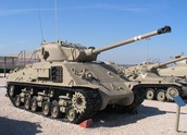 The Israeli M4 Sherman