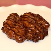 Caramel Apple Donut Fritter