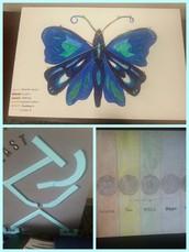 Algebra II Art Projects