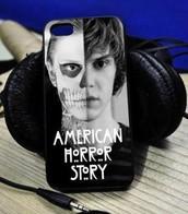 American Horror Story Tate Langdon Phone Case