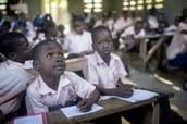 L'education en Haiti