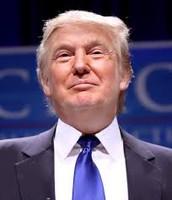 Trump running for president