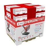 Pallet for Emergency Kit