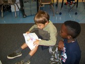 Friday Reading Groups!