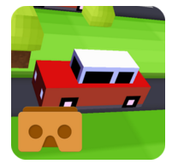 VR Crossy for Cardboard