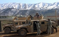 Iran Border Patrol