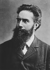 The man who first discovered the x-ray Wilhelm Rontgen, a German scientist.