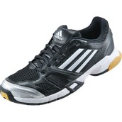 These are Adidas volleyball shoes
