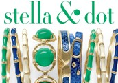 Stop by the Stella & Dot booth at the Just Between Friends Event!