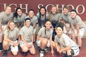 Lady Tigers partner with the Lady Bearcats for the Ronald McDonald House