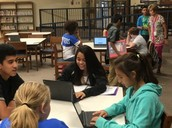 Students and Teachers Have Already Jump Started Digital Learning at Spring Hill Jr. High