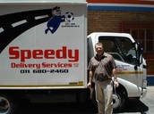 24 HOUR DELIVERY SERVICES