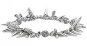 Renegade Bracelet (silver)