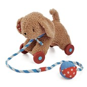 Bud and Skipit wheely cute pull toys