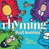 Rhyming Dust Bunnies by Jan Thomas
