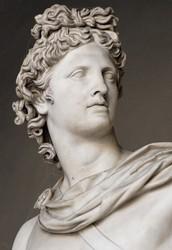 Apollo's Roman name was just Apollo.