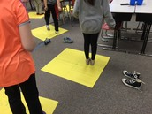 Dance Dance with the Coordinate Plane