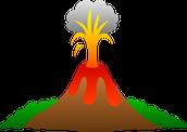 3rd Grade Volcanos