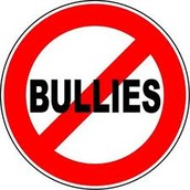 Together we can make a bully free zone