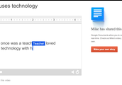 Google Docs - Tips and Tricks for Educators