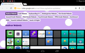 Add Kedron's Symbaloo Site to your Android device