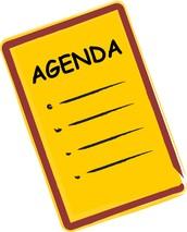 Agenda!