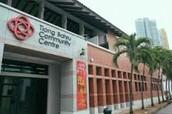 Tiong Bahru Community Centre Present