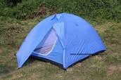 Khemah nylon berbentuk Dome