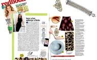 Fall 2013 Sneak Peek!  The Haven Ring & Portia Bracelet