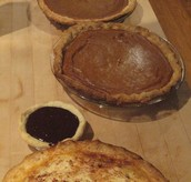 Thanksgiving Pies- for Adults!