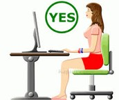 Technique Number 1: Are You Sitting Right?